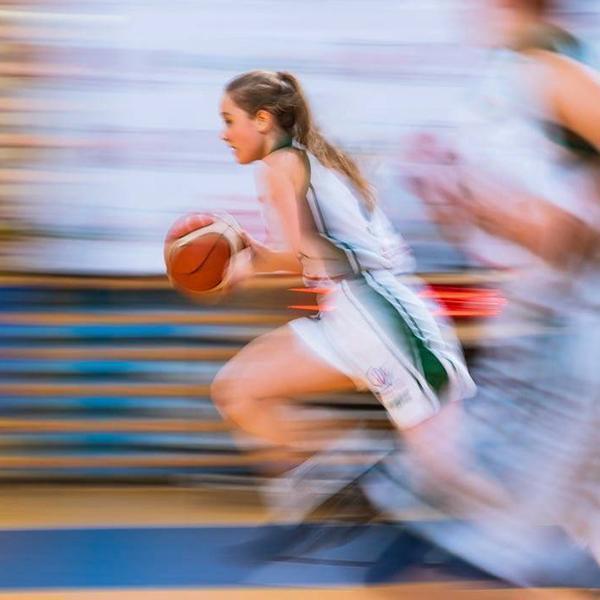 Sprint koszykarki