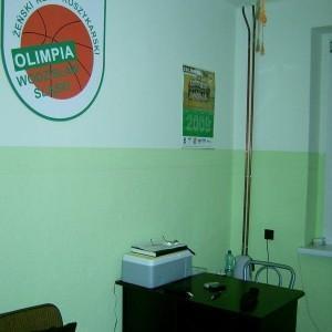 W biurze klubu 2